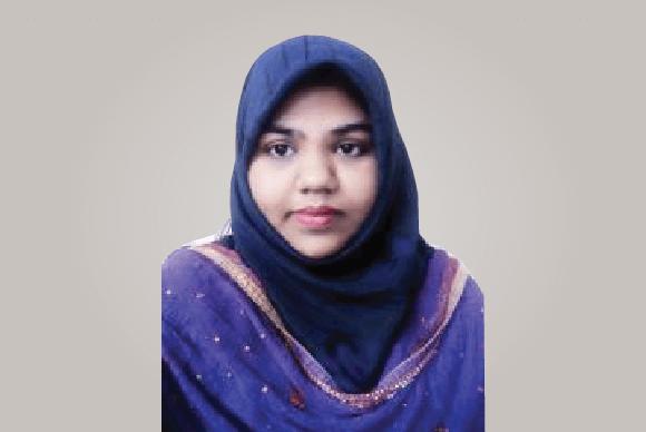 Sadiya Begum R