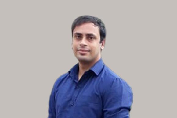 Mohammed Afroz Pasha