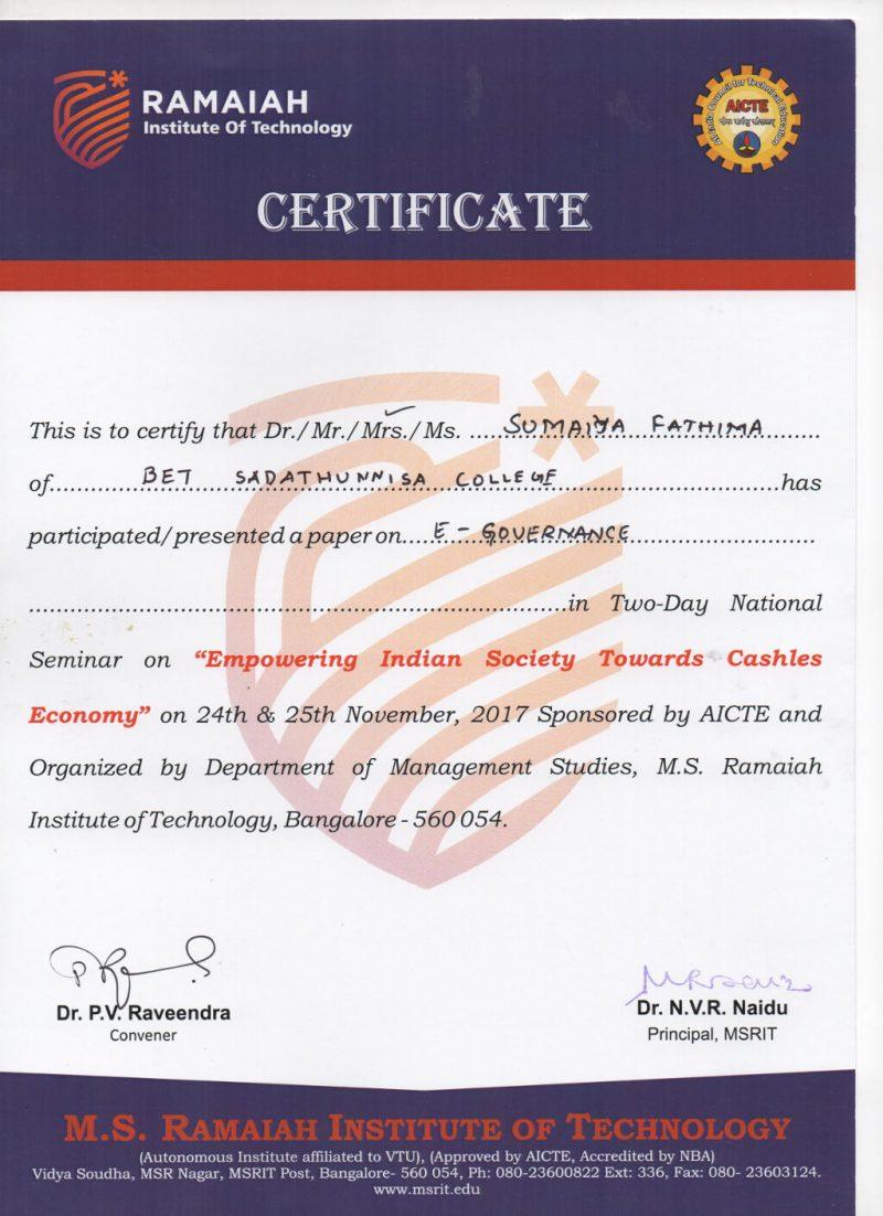 Certificate sample for seminar report image collections vtu certificate format for seminar report image collections certificate sample for seminar report gallery certificate design yadclub Choice Image