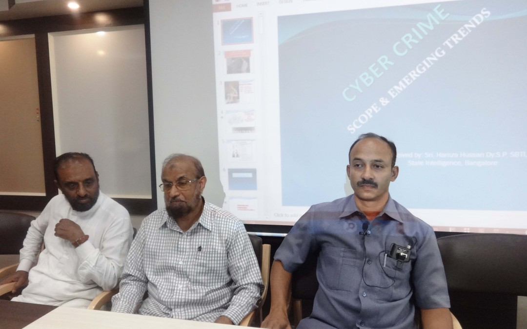 Cyber security knowledge sharing workshop