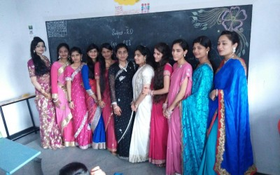 August 12th 2015 SAREE DAY