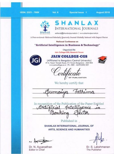 AI-JainCollege