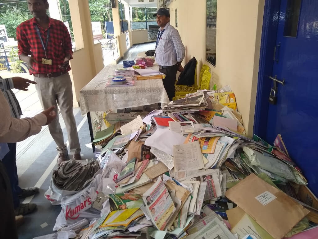 Recycle ICT 18