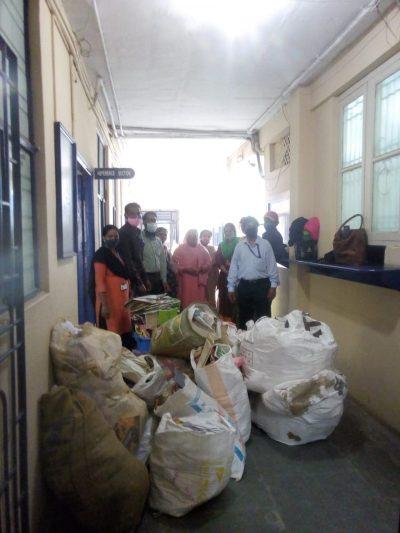 November 4th - Campus waste (2)