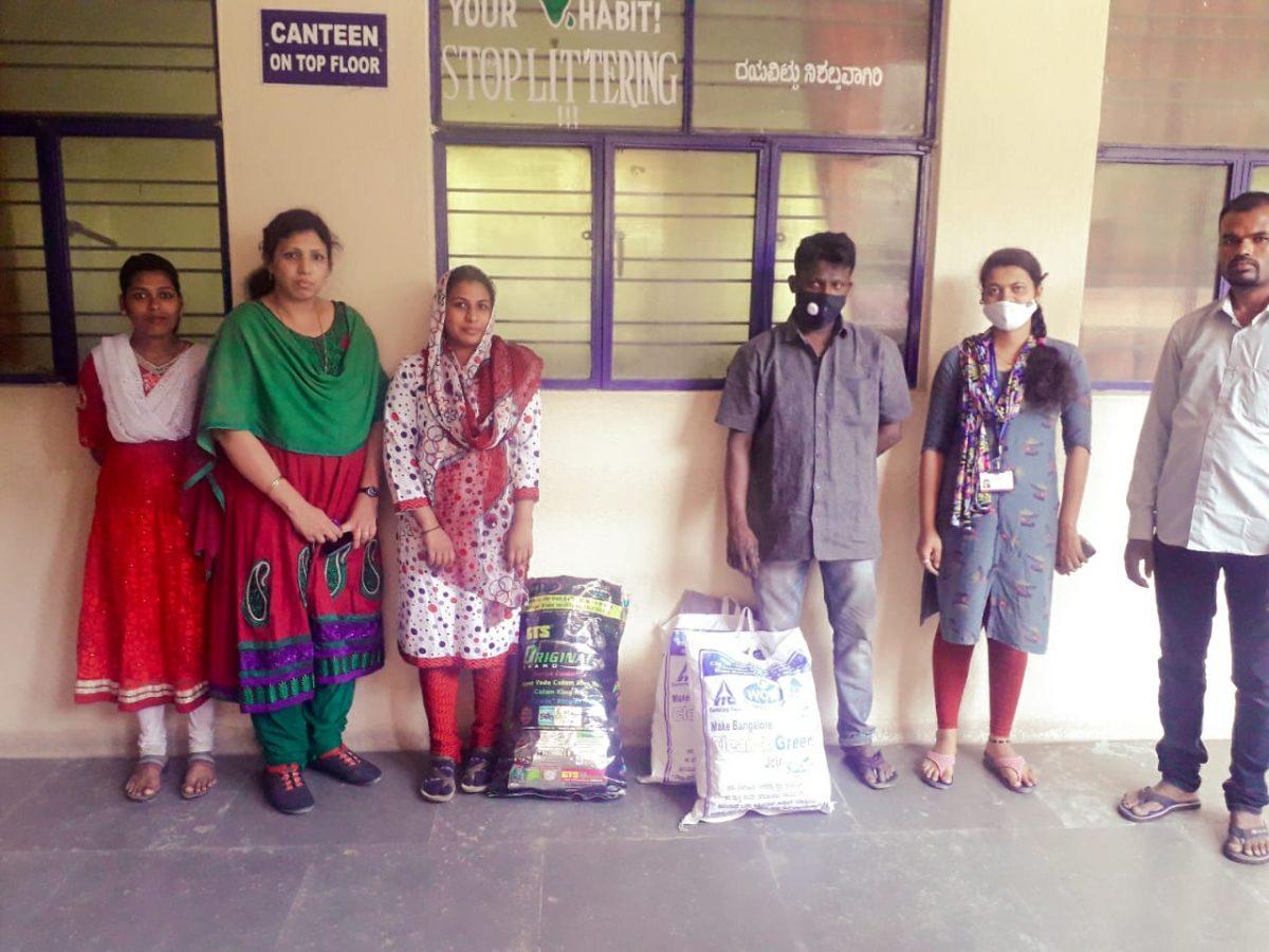 DRy waste management